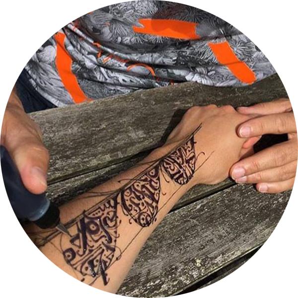 Formation tatouage jagua pour animations