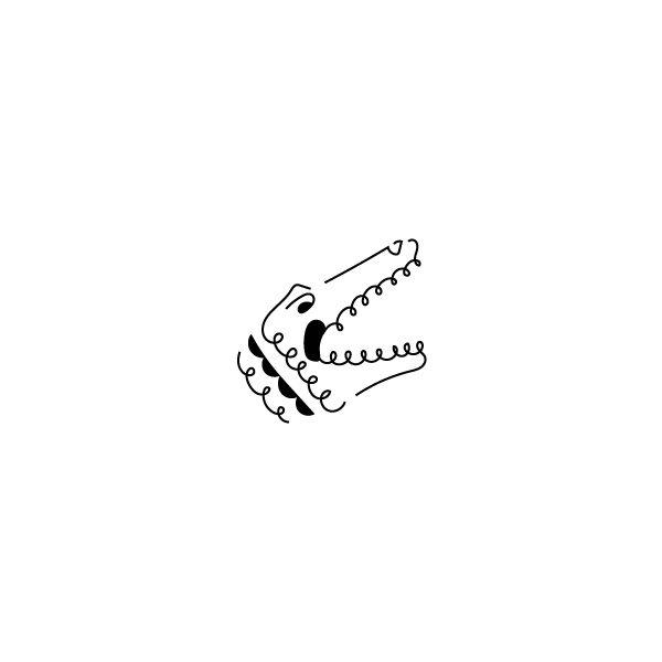 Pochoir Tatouage Temporaire Croque Miches