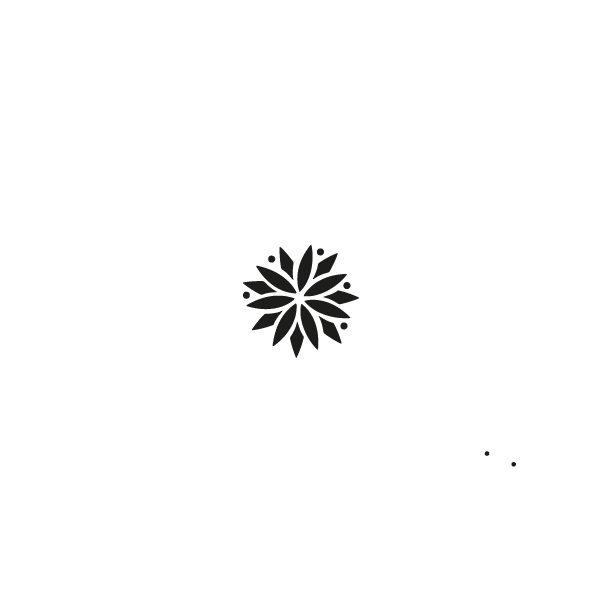 Pochoir Tatouage Temporaire Fleur