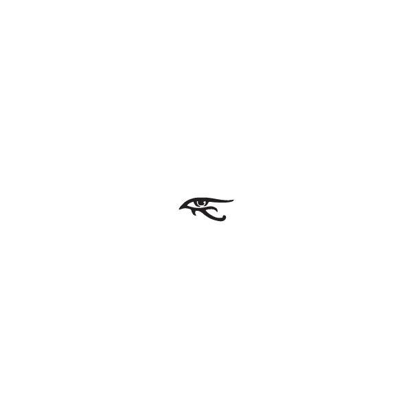 Pochoir Tatouage Temporaire Oeil D'Horus